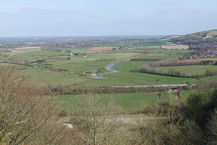 View from Offham Hill