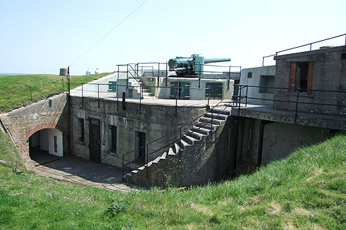 What future for Newhaven Fort?