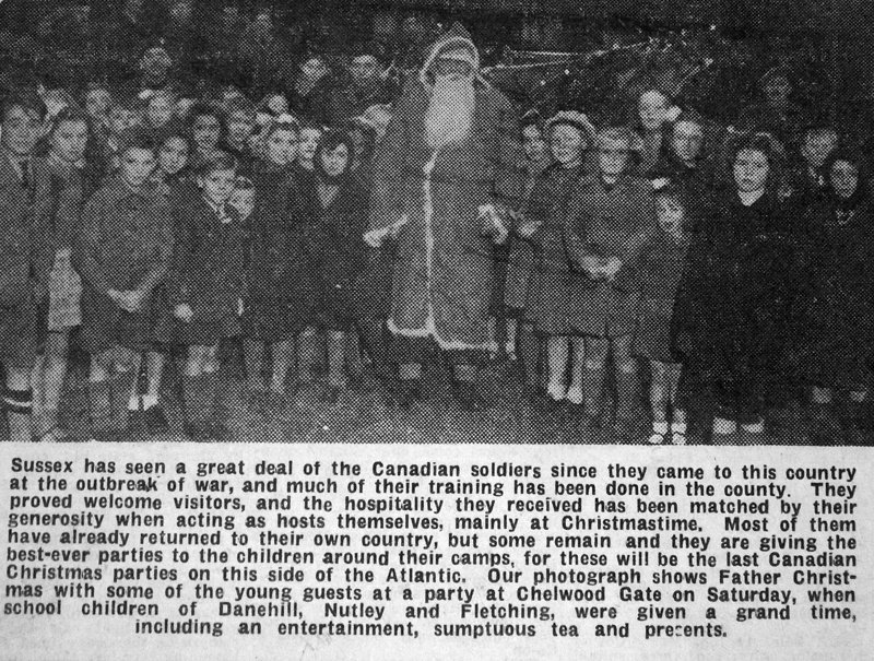 Wartime Christmas in East Sussex (2)